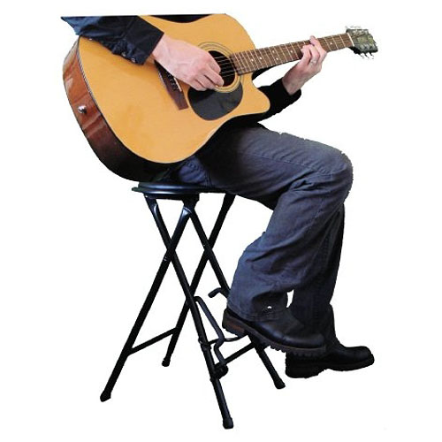 Farley S Stageplayer Guitar Stand And Stool 55 95